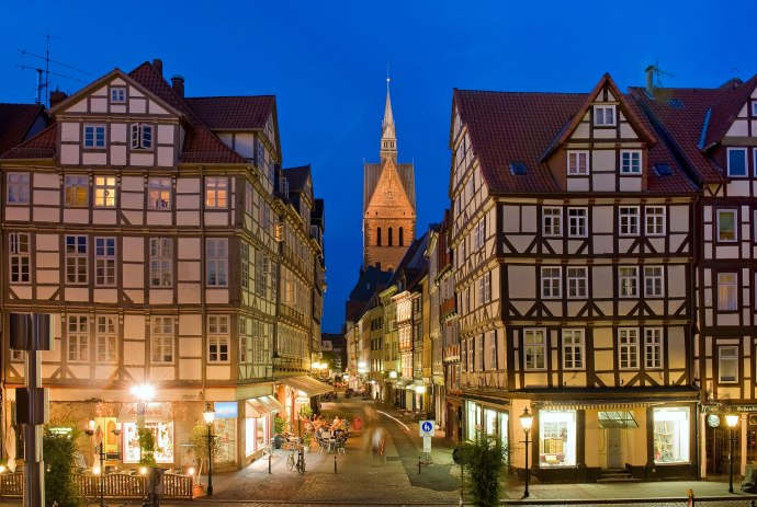 Old Town Hannover
