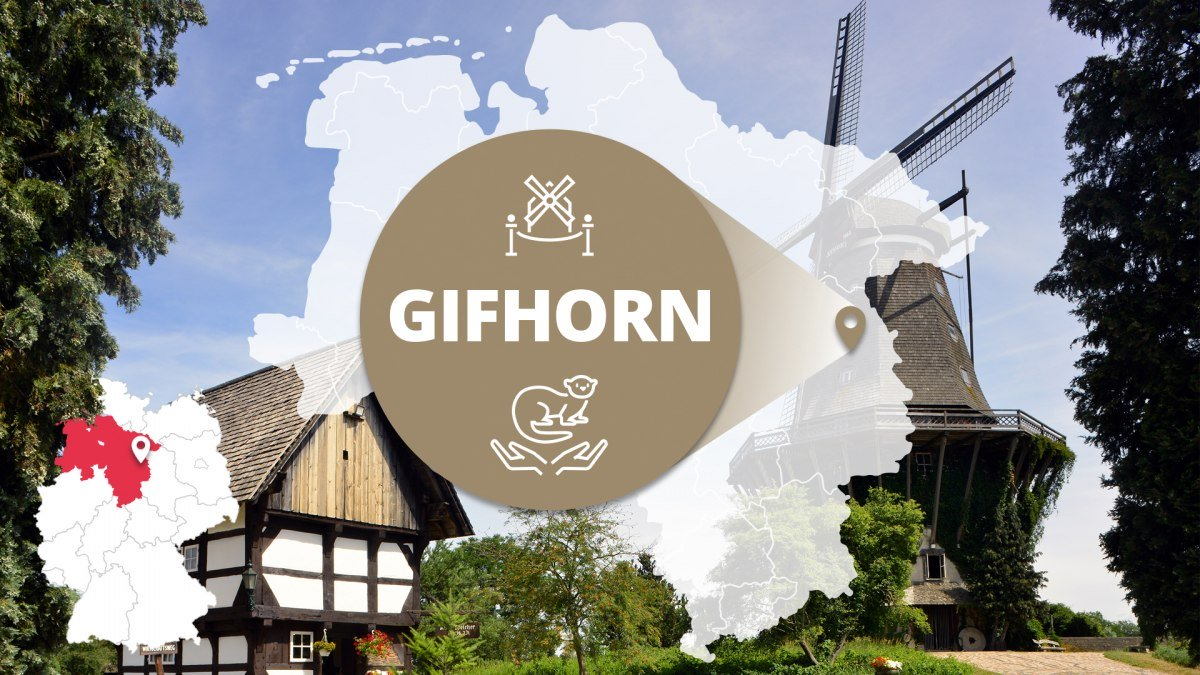 Map Gifhorn