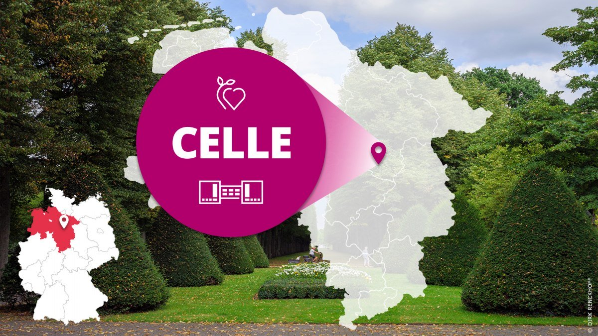 Map Celle